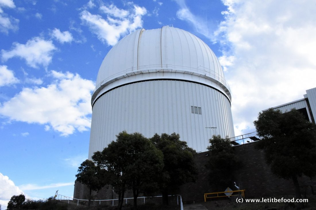 Coonabarabran Siding Springs Observatory New South